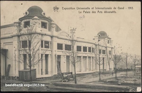 Le Palais des Arts décoratifs