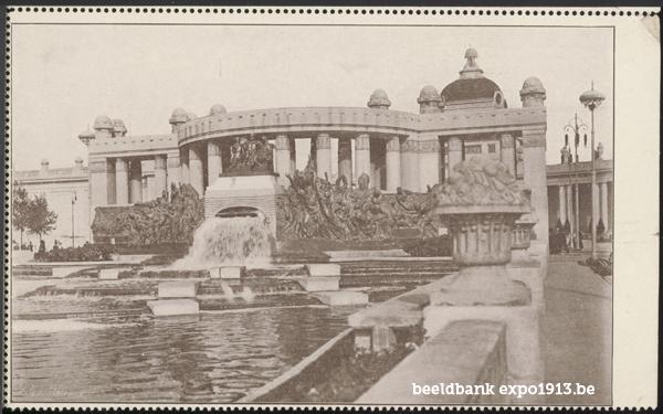 Erekoer, Ros Beiaard en Waterkasteel