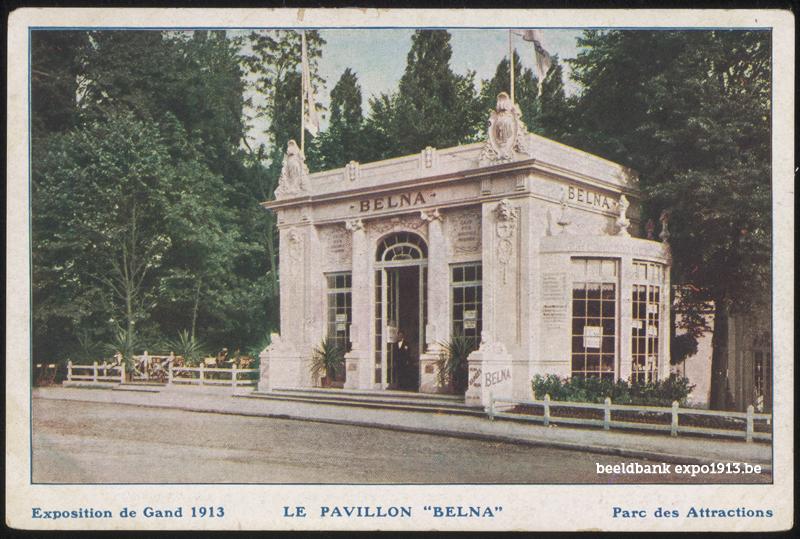 Paviljoen Belna